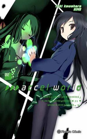 ACCELL WORLD 2 NOVELA