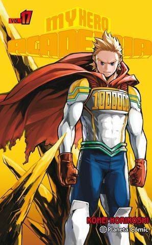 MY HERO ACADEMIA Nº 17.