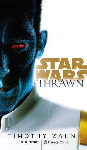 STAR WARS: THAWN ( NOVELA )