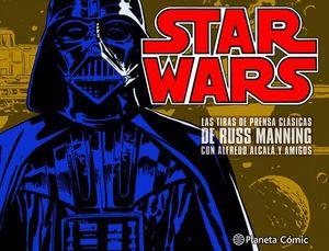 STAR WARS TIRAS DE PRENSA Nº 01/03.