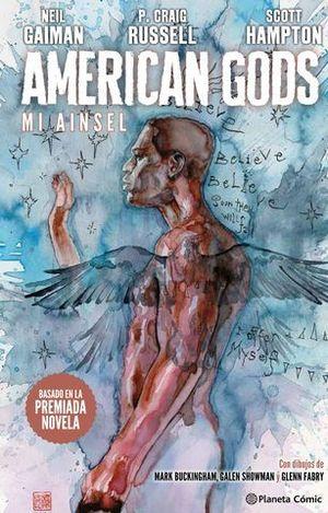 AMERICAN GODS SOMBRAS (TOMO) Nº 02/03.