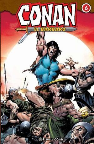 CONAN EL BARBARO 6 INTEGRAL