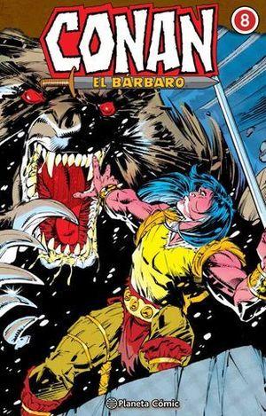 CONAN EL BARBARO 8