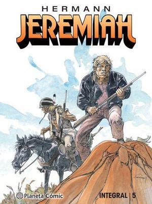 JEREMIAH (INTEGRAL) Nº 05 NUEVA EDICIÓN.