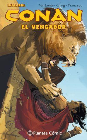 CONAN EL VENGADOR (INTEGRAL).