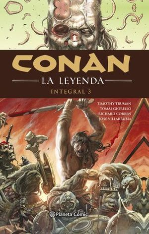 CONAN LA LEYENDA (INTEGRAL) Nº 03/04.