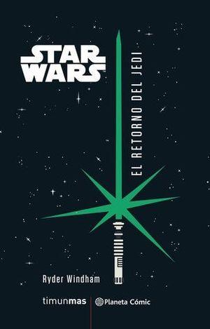 STAR WARS EL RETORNO DEL JEDI