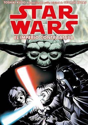 STAR WARS MANGA EP V EL IMPERIO CONTRAATACA. ADAPTACIÓN DEL GUIÓN ORIG