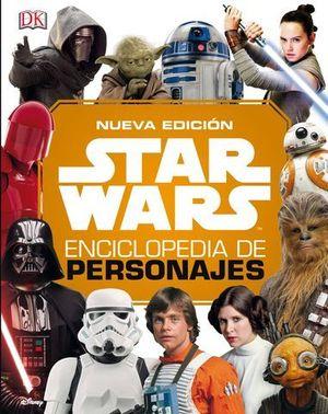 STAR WARS NUEVA ENCICLOPEDIA DE PERSONAJES 2019.