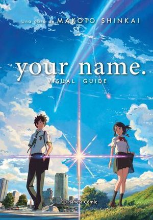 YOUR NAME. VISUAL GUIDE.