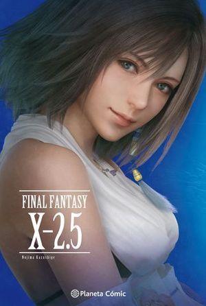 FINAL FANTASY X 2.5  ( NOVELA )