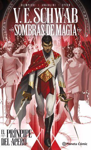 SOMBRAS DE MAGIA EL PRINCIPE DE ACERO