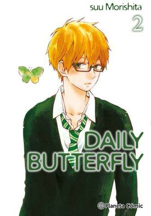 DAILY BUTTERFLY 2