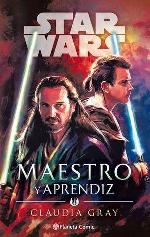 STAR WARS MAESTRO Y APRENDIZ