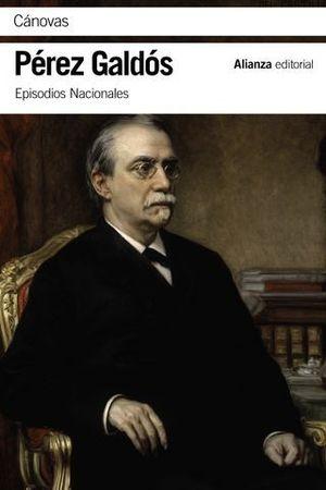 CÁNOVAS  EPISODIOS NACIONALES