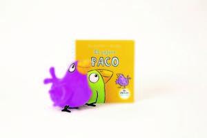 PACK EL PAJARO PACO + MUÑECO ( CON POP - UPS )