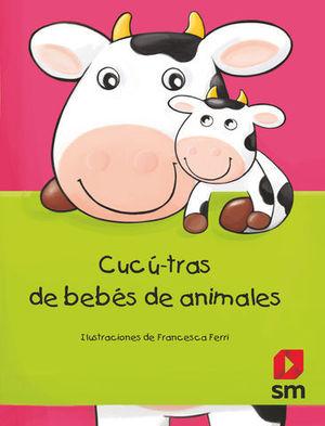 CU - CU TRAS DE BEBES DE ANIMALES