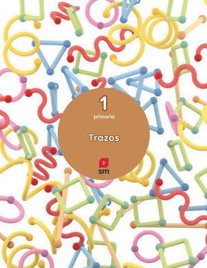 CUADERNO DE TRAZOS 1º EP  ED. 2019