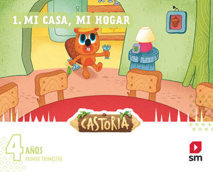 CASTORIA 4 AÑOS 1º TRIMESTRE ED. 2019