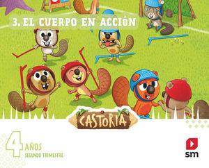 CASTORIA 4 AÑOS 2º TRIMESTRE ED. 2019