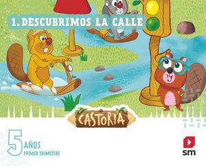 CASTORIA 5 AÑOS  1º TRIMESTRE ED. 2019