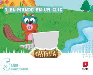 CASTORIA 5 AÑOS  2º TRIMESTRE ED. 2019