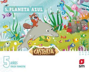 CASTORIA 5 AÑOS  3º TRIMESTRE ED. 2019