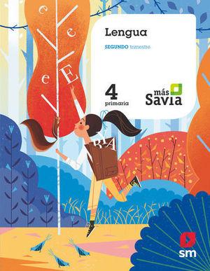 LENGUA 4º EP MAS SAVIA ED. 2019