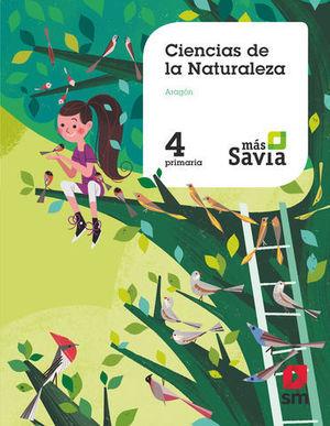 CIENCIAS DE LA NATURALEZA 4º EP ARAGON MAS SAVIA ED. 2019