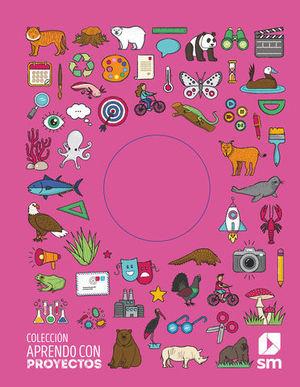 PROYECTO ANIMALES VERTEBRADOS 3º EP ED. 2019