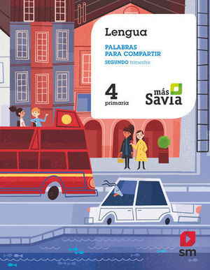 LENGUA 4º EP MAS SAVIA BREVE ED. 2019