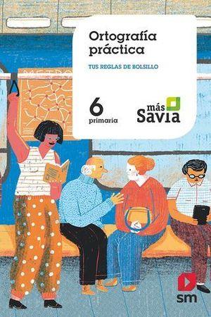 LENGUA CASTELLANA 6º EP MAS SAVIA ED. 2019