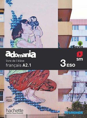 ADOMANIA 3º ESO LIVRE