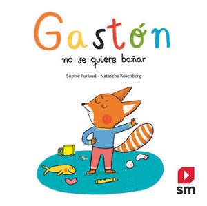 GASTON NO SE QUIERE BAÑAR