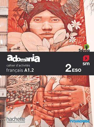 ADOMANIA 2º ESO CAHIER