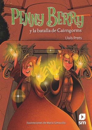 PENNY BERRY Y LA BALLA DE CAIRNGORMS
