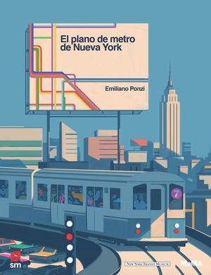 EL GRAN LIBRO DEL METRO DE NUEVA YORK