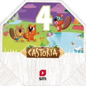 CASTORIA 4 AÑOS PACK
