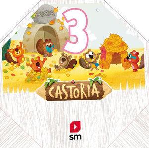 CASTORIA 3 AÑOS PACK COMPLETO ED. 2019