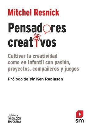 PENSADORES CREATIVOS