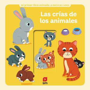 LAS CRIAS DE LOS ANIMALES
