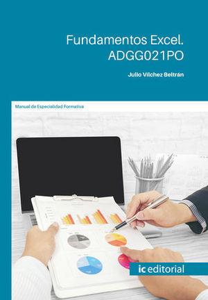 FUNDAMENTOS EXCEL ( ADGG021PO )
