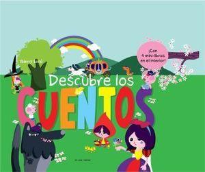 DESCUBRE LOS CUENTOS