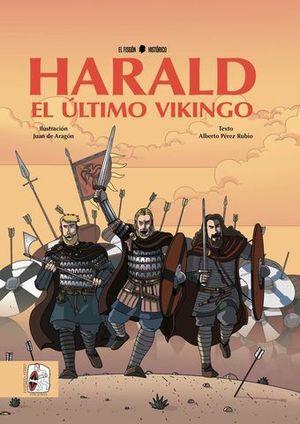 HARALD, EL ULTIMO VIKINGO