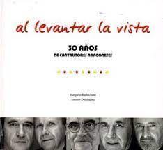 AL LEVANTAR LA VISTA.  CANTAUTORES ARAGONESES