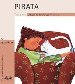 PIRATA (LETRA MAGICA Nº13)