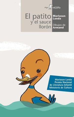 PATITO Y EL SAUCE LLORON, EL/CALCETIN