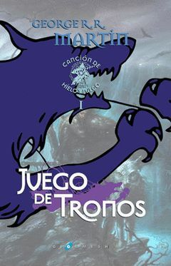 JUEGO DE TRONOS CANCION DE HIELO Y FUEGO 1 (TAPA DURA)