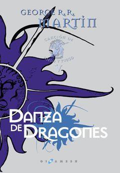 DANZA DE DRAGONES CANCION DE HIELO Y FUEGO 5 ( CARTONE )