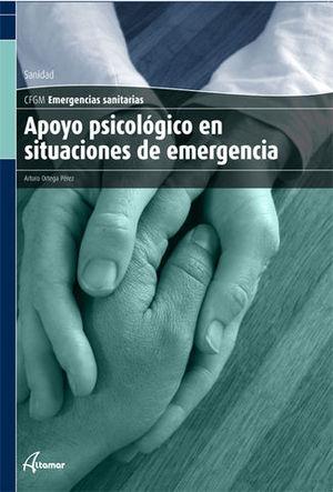 APOYO PSICOLOGICO EN SITUACIONES DE EMERGENCIA GRADO MEDIO